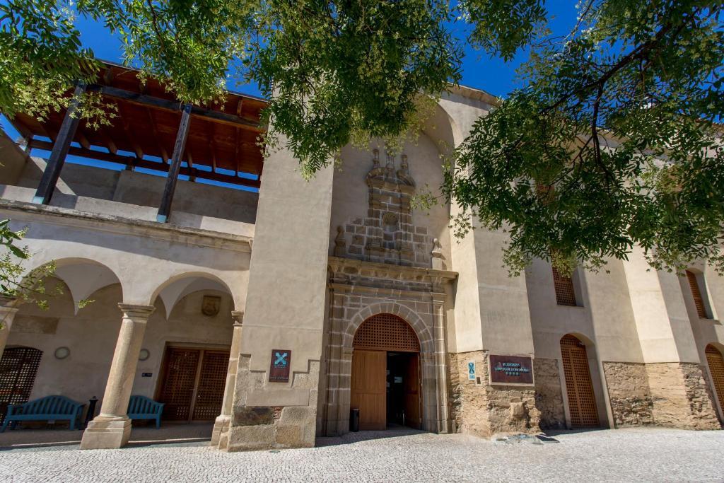 Hospedería Conventual de Alcántara