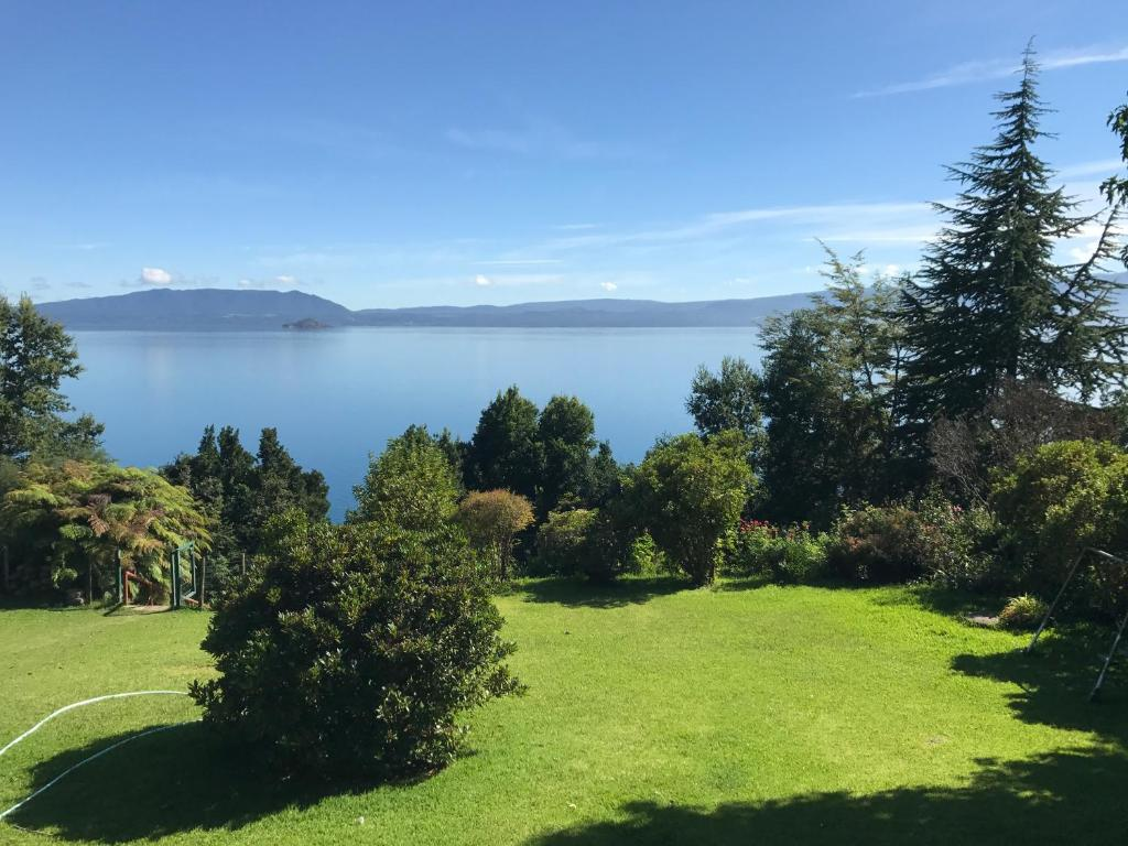 Casa Orilla Lago Villarrica