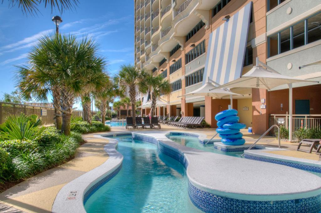 The swimming pool at or near Mar Vista Grande by Palmetto Vacation Rentals