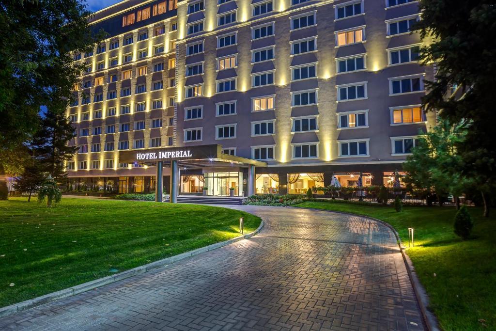 Hotel Imperial Plovdiv Plovdiv, Bulgaria