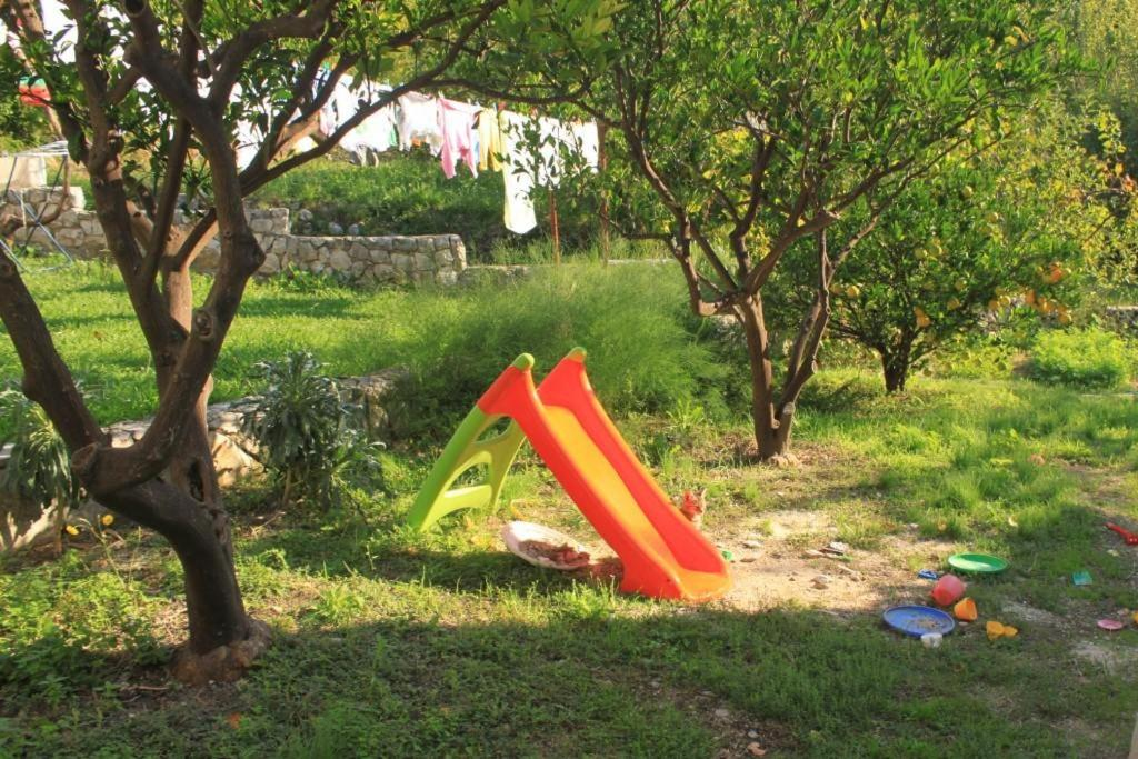 Children's play area at Apartments with a parking space Mlini, Dubrovnik - 4773