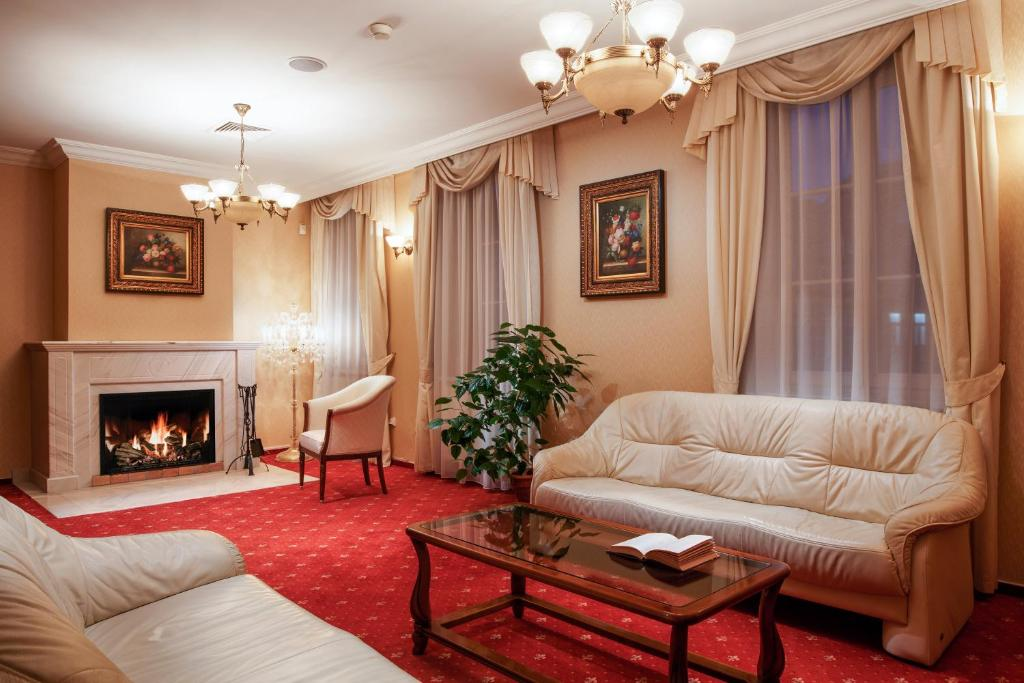 Lazensky hotel Moskevsky dvur Karlovy Vary, Czech Republic