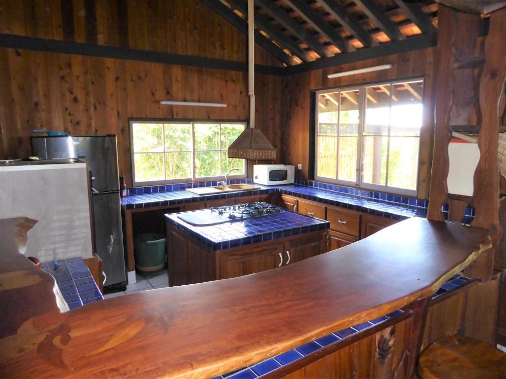 A cozinha ou cozinha compacta de Comfortable Maison