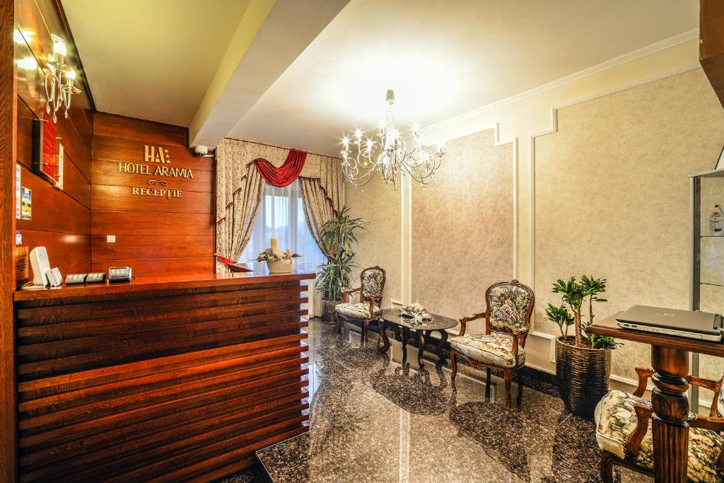 Hotel Aramia Satu Mare, Romania