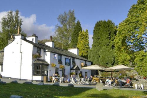 The Britannia Inn - Laterooms