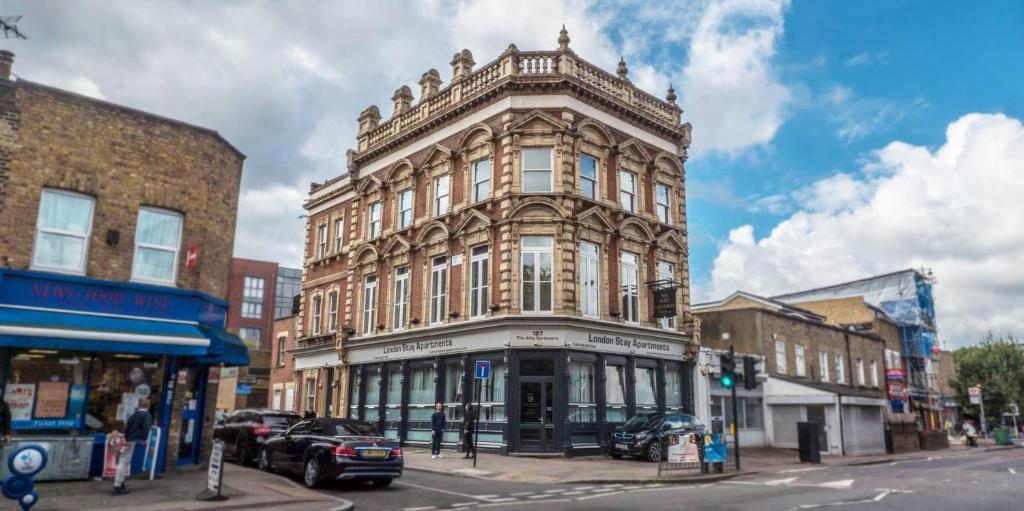 London Stay Apartments - Laterooms