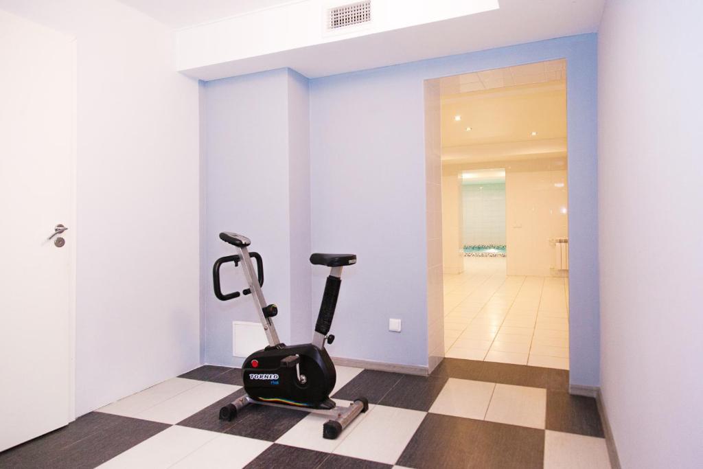 Фитнес-центр и/или тренажеры в Лофт Отель