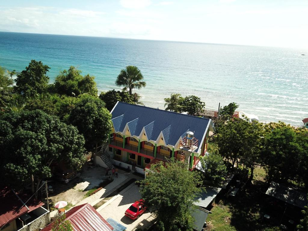 A bird's-eye view of ISLET VIEW Pension House ( Formerly Island View Pension House )