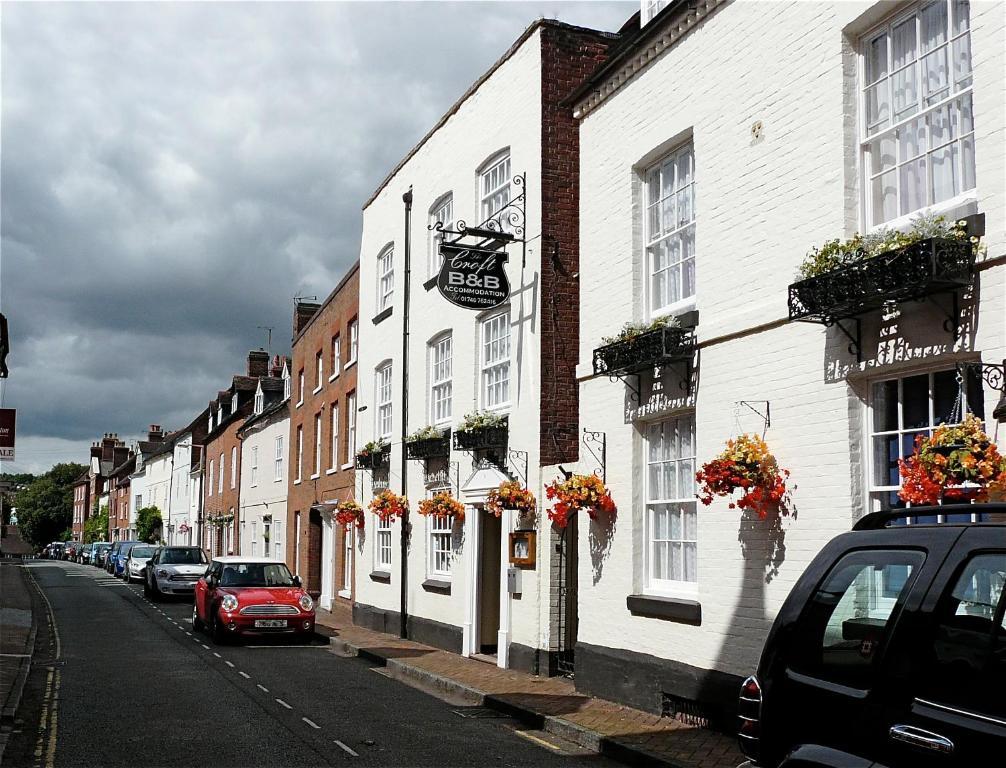 The Croft in Bridgnorth, Shropshire, England