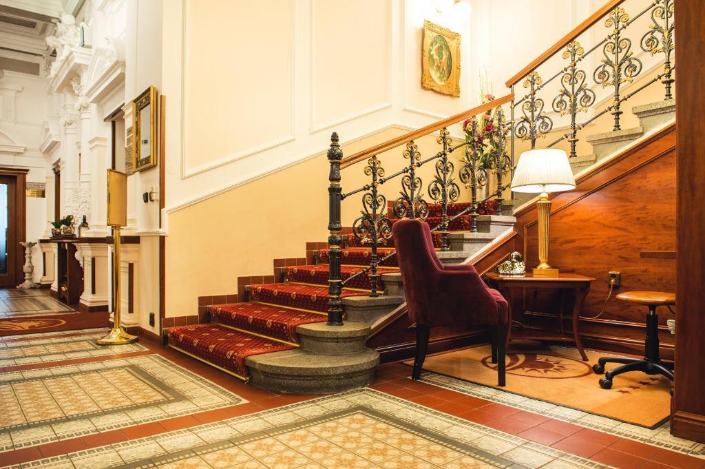 Hall o reception di Boutique Hotel Seven Days