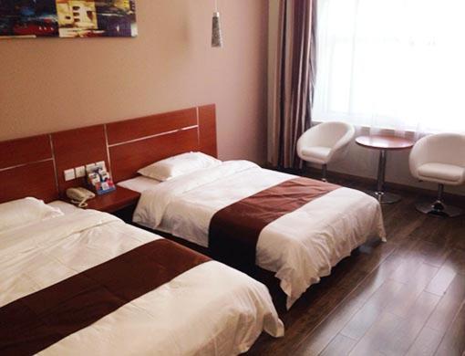 Thank Inn Chain Hotel Hebei Gaobei Yingbin Road Jindu Garden