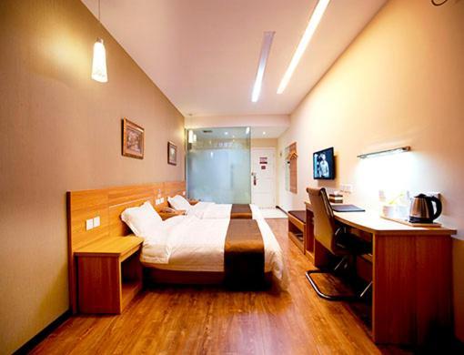Thank Inn Chain Hotel Jiangsu Yangzhou Shaobo Grand Canal