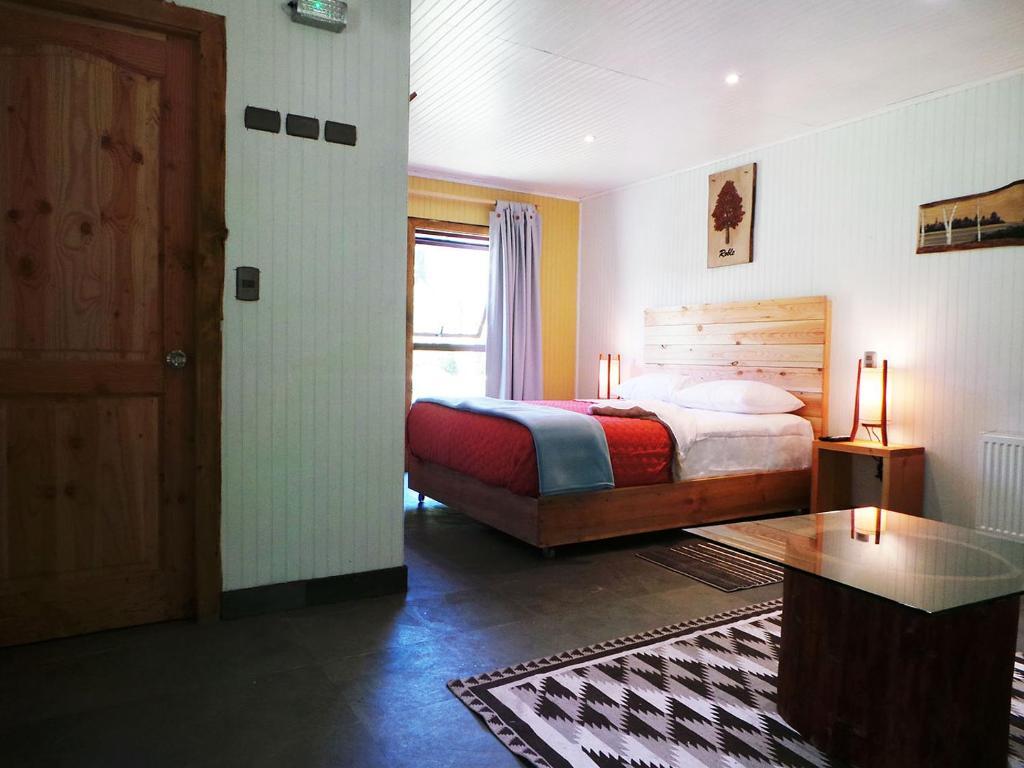 Treca Rupan Lodge