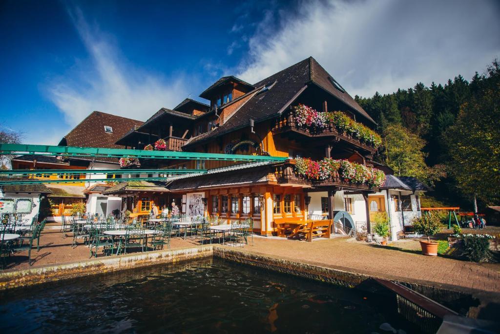 Hotel Tannenmuhle Grafenhausen, Germany