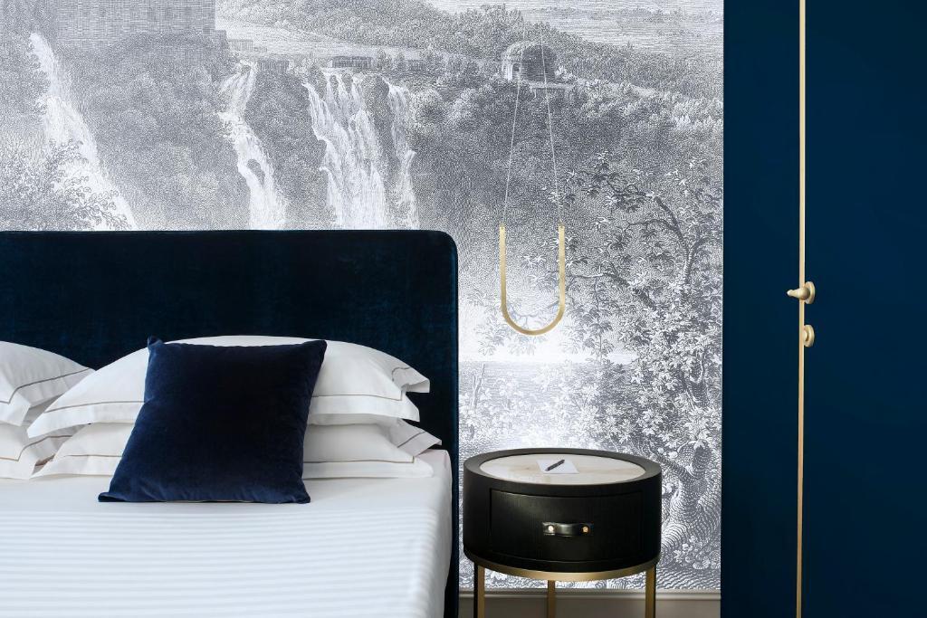 Cama ou camas em um quarto em Elizabeth Unique Hotel | a Member of Design Hotels™