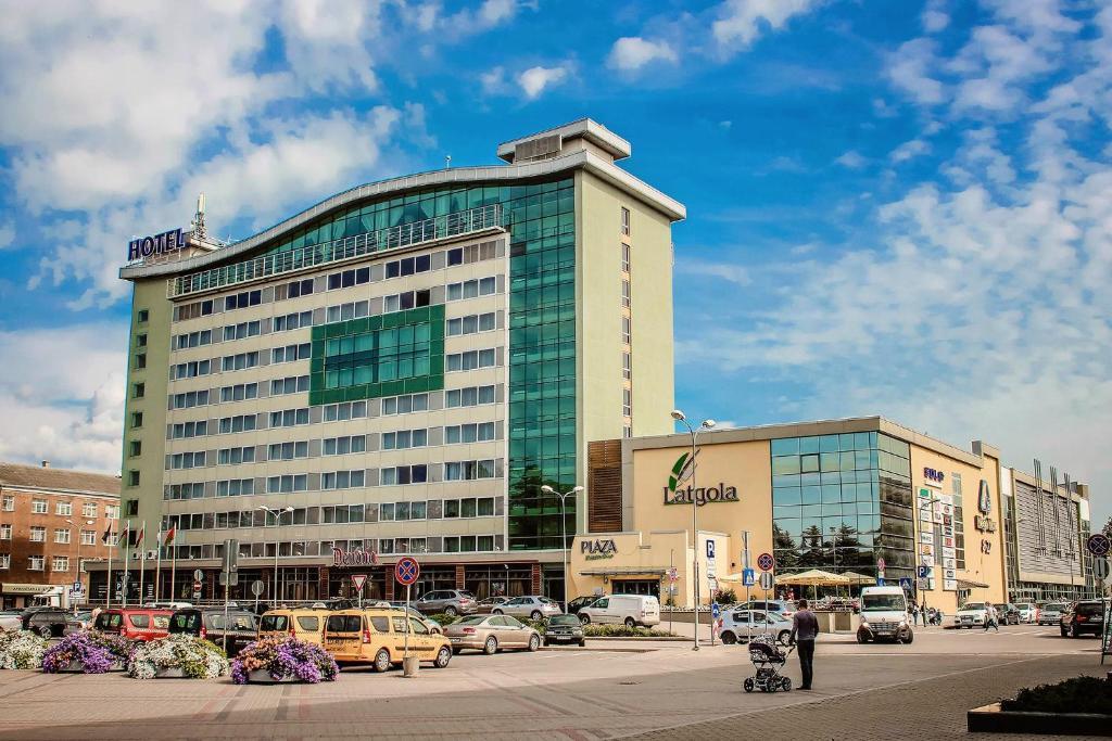 Park Hotel Latgola Daugavpils, Latvia