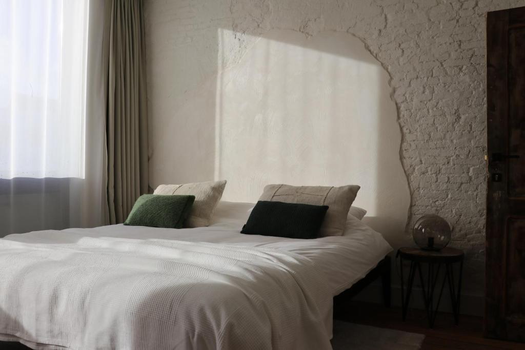 A bed or beds in a room at Mañana Mañana