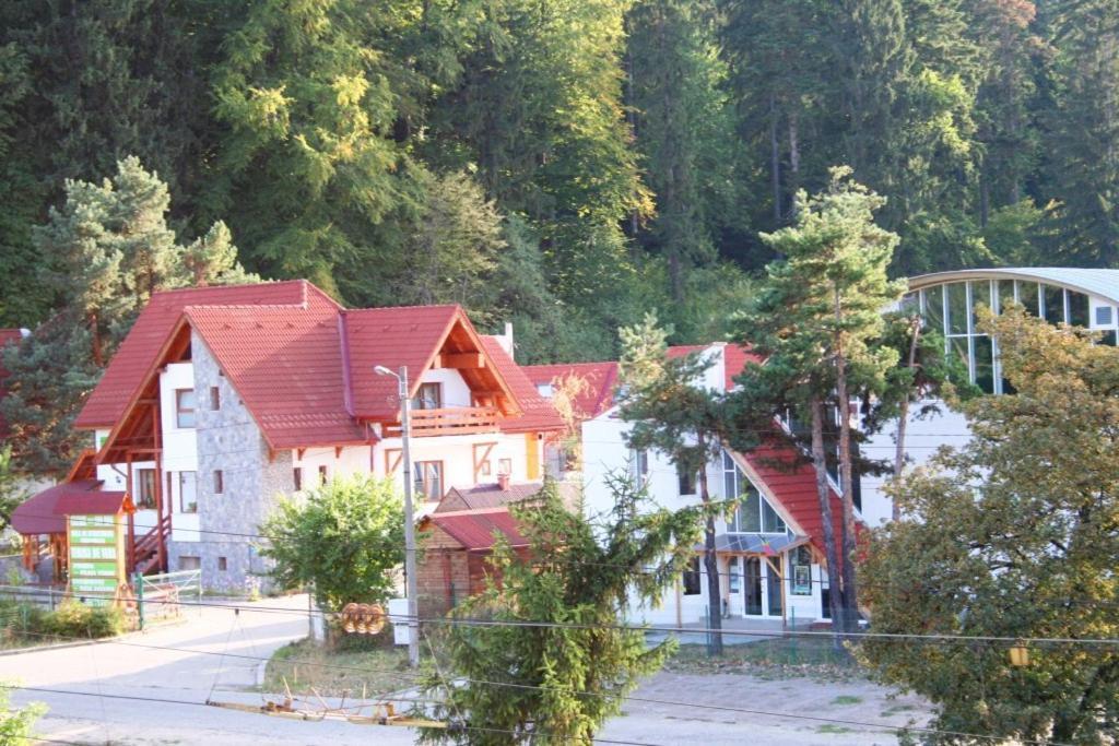 Clădirea în care este situat/ăparcul de vacanță