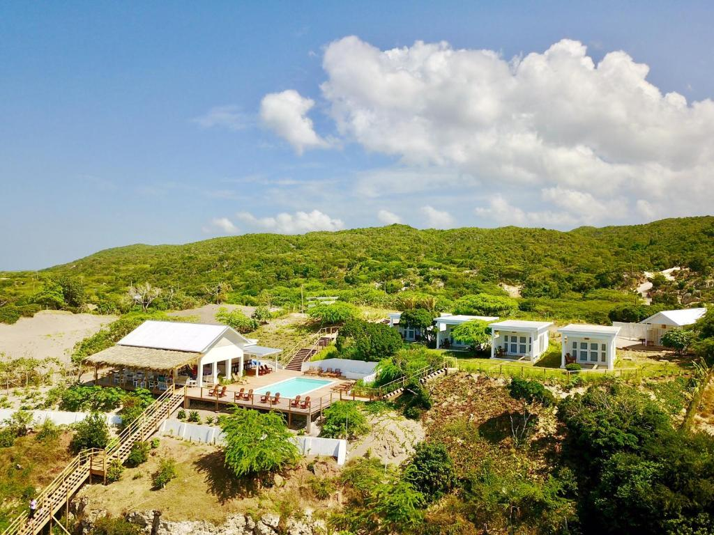 A bird's-eye view of 77 West Boutique Hotel