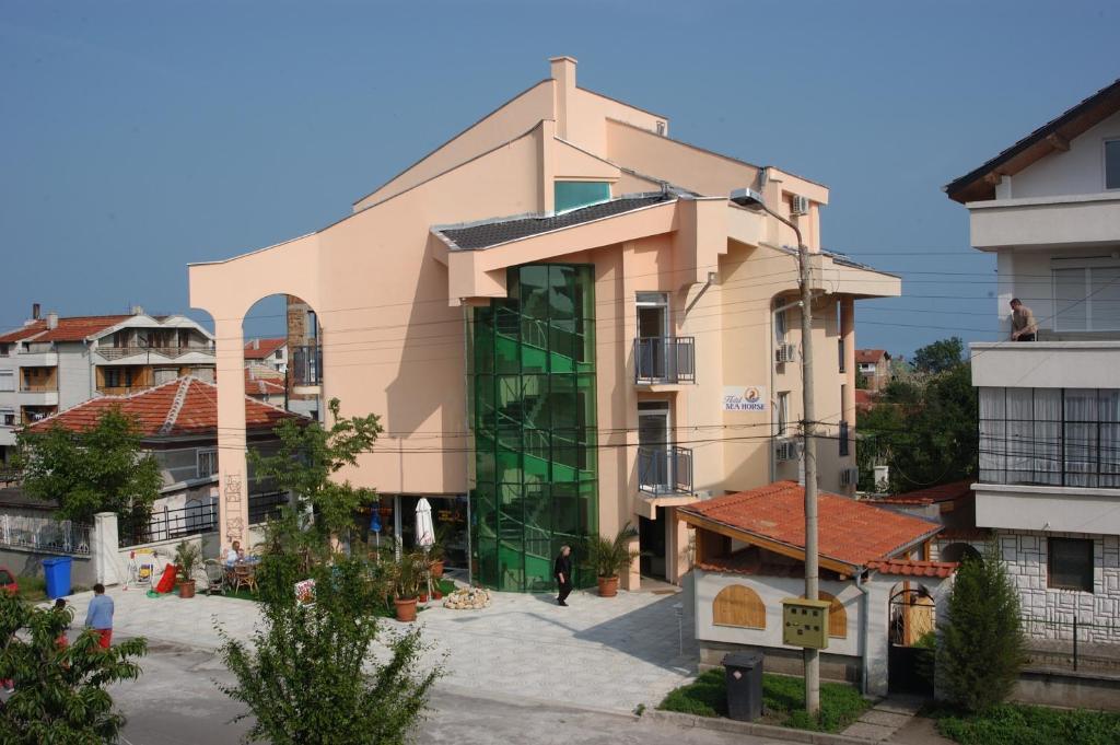 Sea Horse Hotel Burgas City, Bulgaria