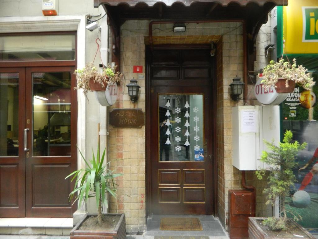 Façade ou entrée de l'établissement Hotel Hoyuk