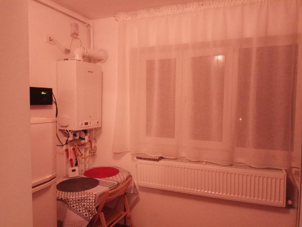 A bathroom at Apartament Rema