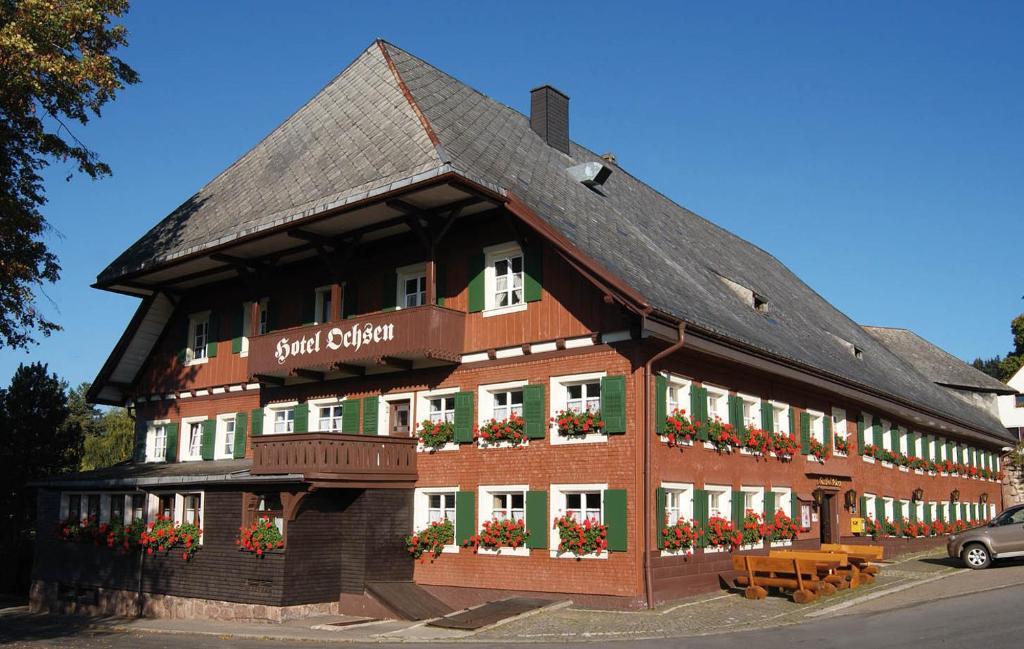 Hotel Ochsen Lenzkirch, Germany