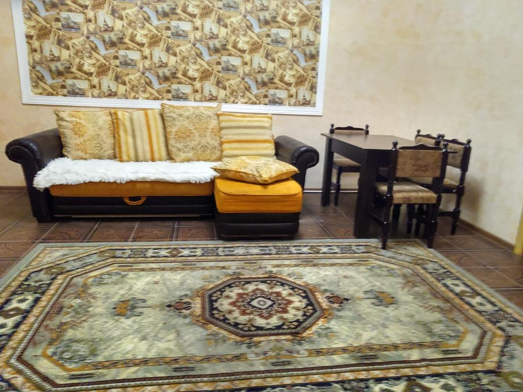 Гостиная зона в Guesthouse Sofia