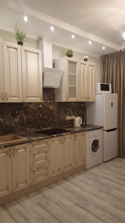 Кухня или мини-кухня в 1 к.кв бизнес-класса в центре