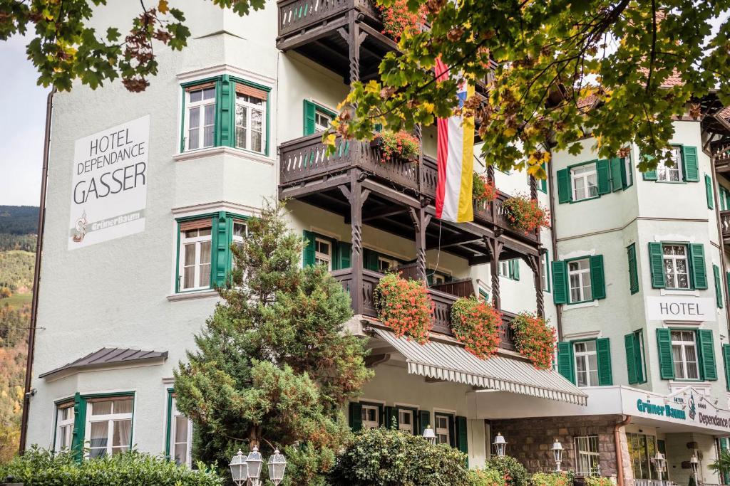 Residence Hotel Gasser Bressanone, Italy