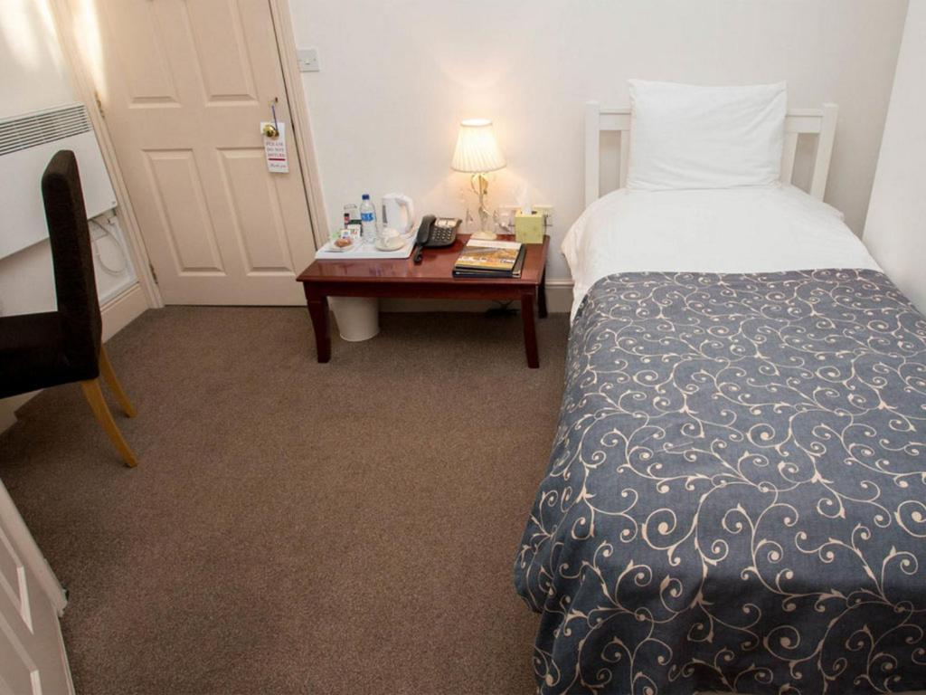 The Buttery Hotel - Laterooms