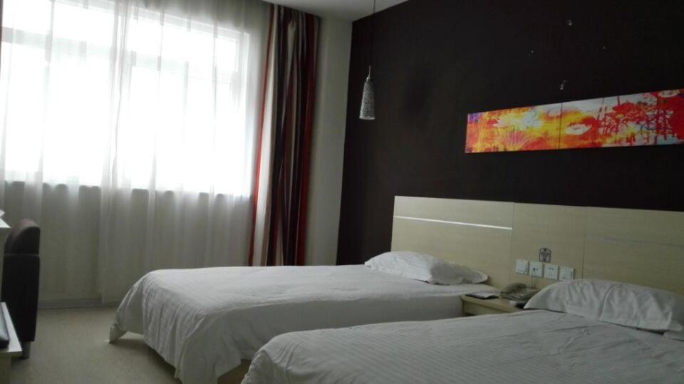 Thank Inn Chain Hotel Hebei Shijiazhuang Lingshou Town Wanhao