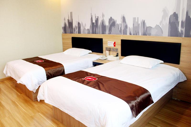 Thank Inn Chain Hotel Hebei Shijiazhuang Xingtang Town North Yongchang Road