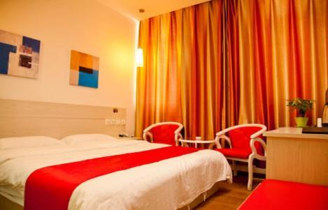 Thank Inn Chain Hotel Hebei Cangzhou New Bohai District