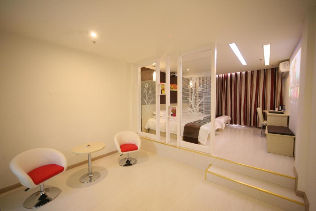 Thank Inn Plus Hotel Jiangsu Taizhou XInghua Fengshou South Road