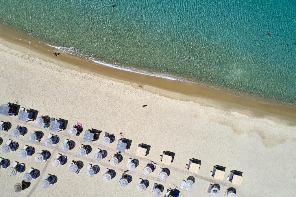 Dionysos Seaside Resort Ios Mylopotas, Greece