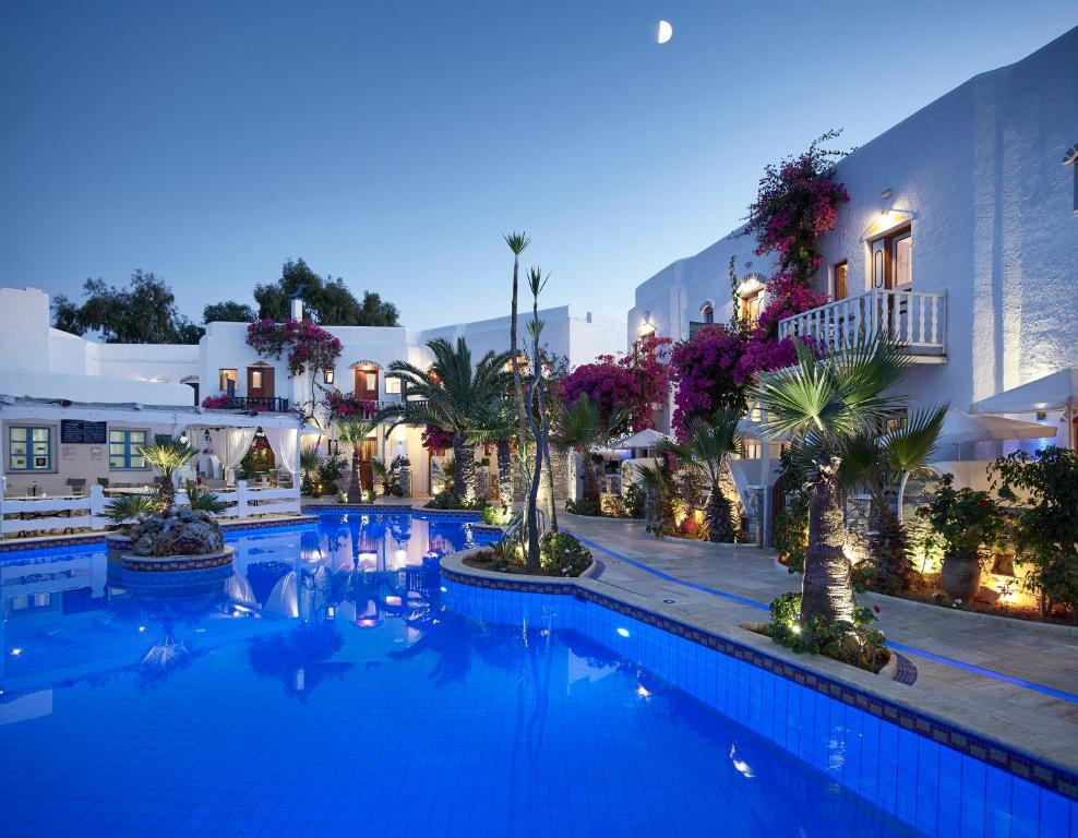 Polikandia Hotel Chora Folegandros, Greece