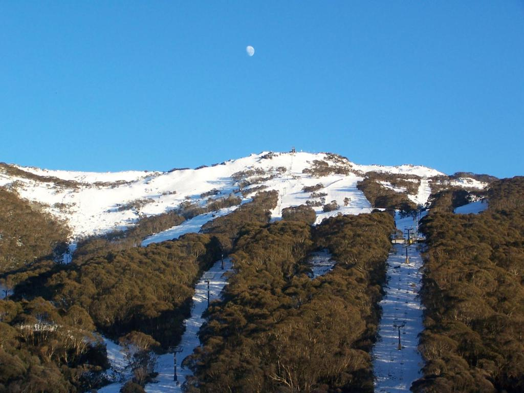 Thredbo 31 during the winter