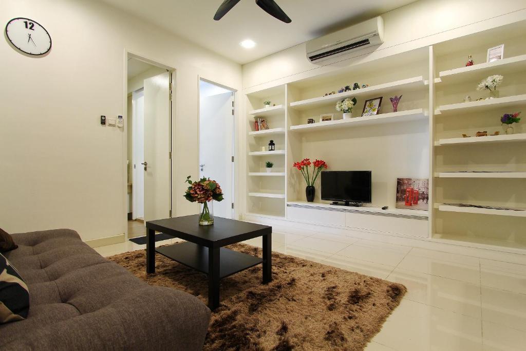 Apartment Camellia Serviced Suites Kuala Lumpur Malaysia Booking Com