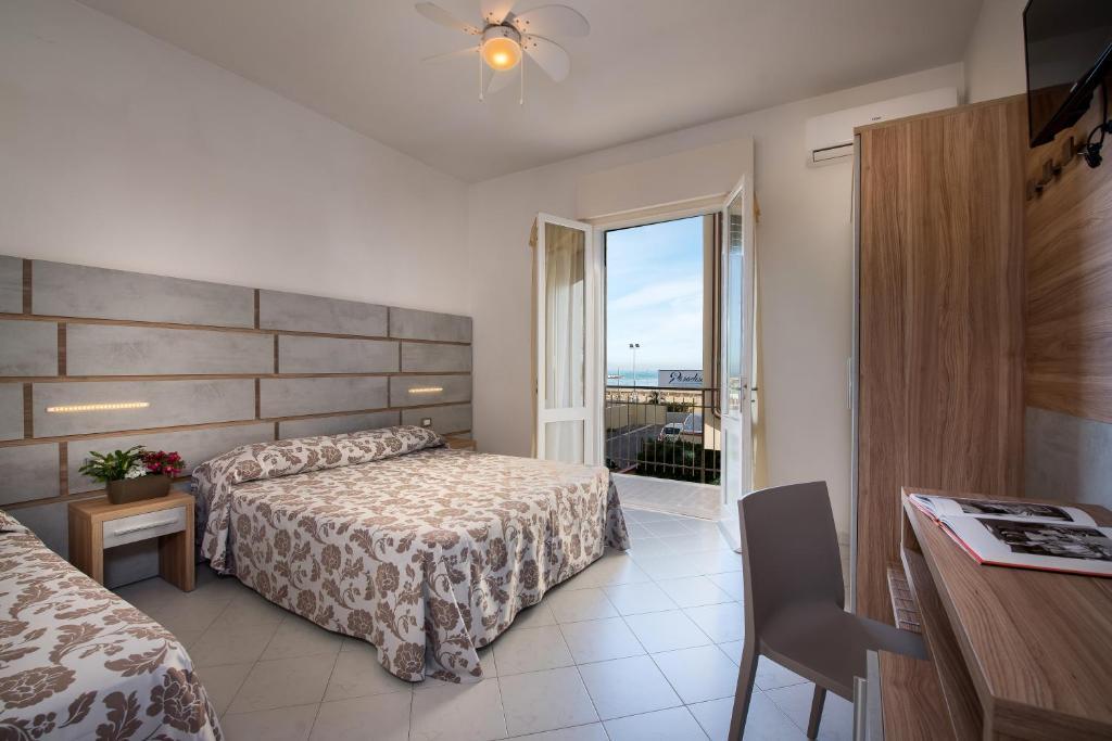 Hotel Vallechiara Lido di Savio, Italy