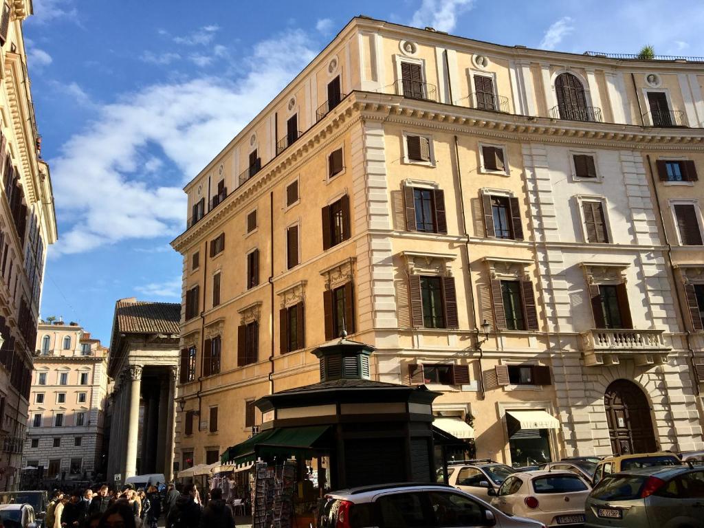 Pantheon Royal Suite - Laterooms