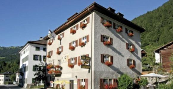 Gasthaus Alte Post Zillis, Switzerland