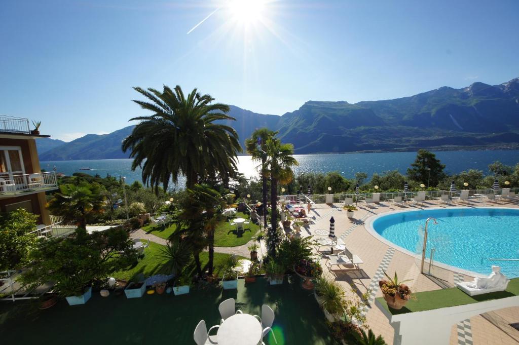 Hotel Riviera Limone sul Garda, Italy