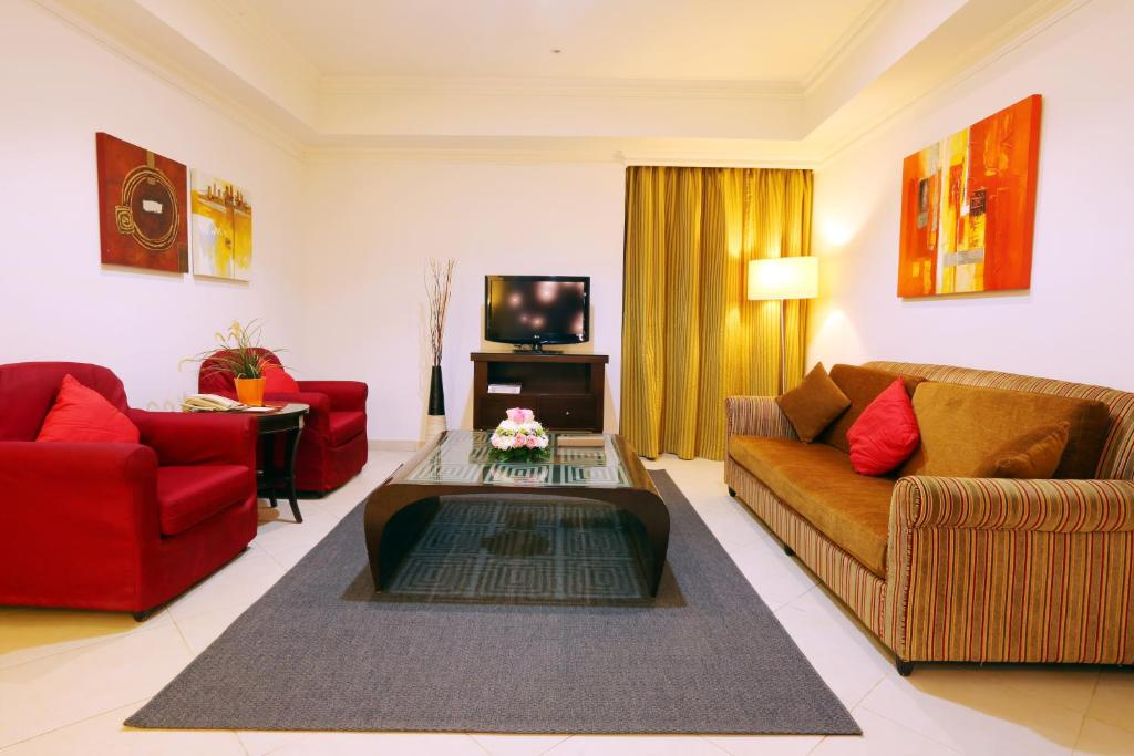Corp Executive Hotel Doha Suites - Laterooms