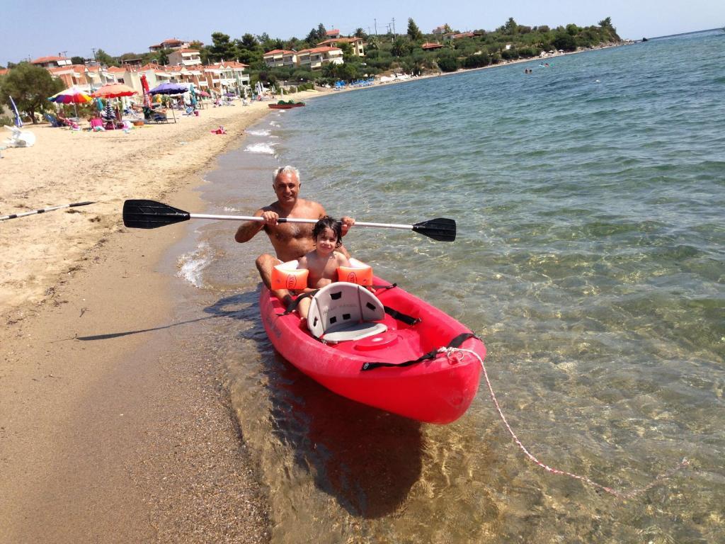 Chalkidiki Olivia Beach