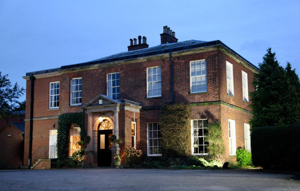 Dovecliff Hall Hotel - Laterooms