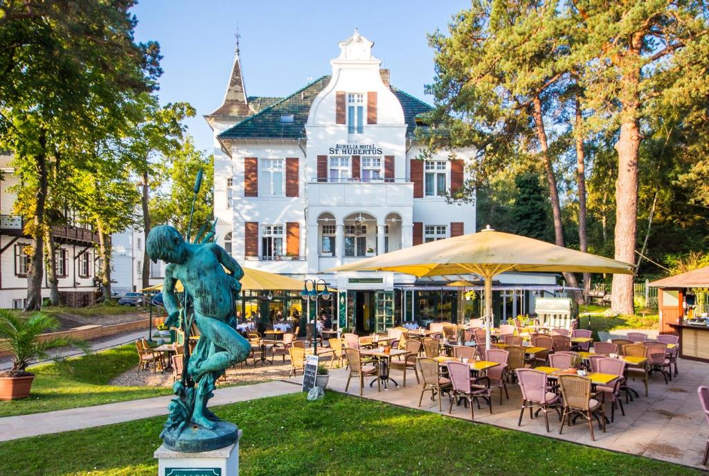 Aurelia Hotel St.Hubertus Heringsdorf, Germany