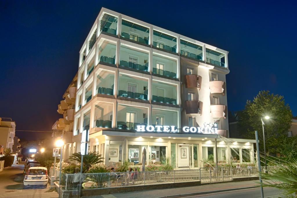 Hotel Gorini Bellaria-Igea Marina, Italy
