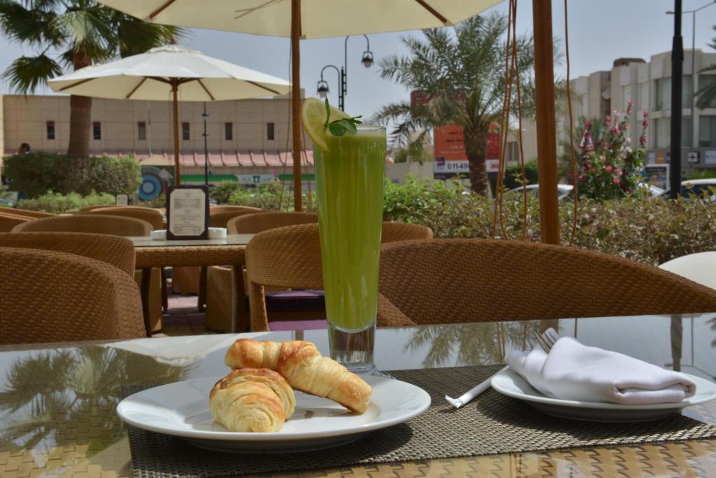 Opções de café da manhã disponíveis para hóspedes em RAND by Wandalus (Formerly Coral Riyadh Suliemaniah)
