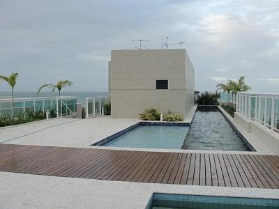 The swimming pool at or close to JTR Mexico Vista Mar